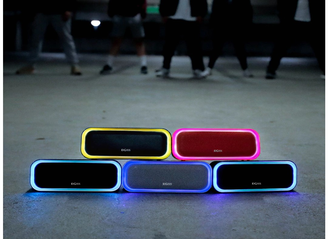 LED Frame Design Wireless Bluetooth Speaker